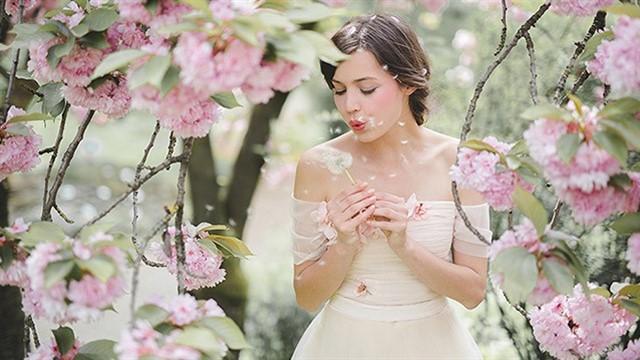 Romantične vjenčanice Sandre Haddad dizajnirane za vile